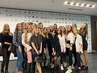 Участие в программе St. Petersburg Fashion Week 2019